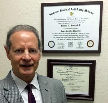 Hair Transplant Specialist Dr. Samuel Botta in Orlando