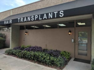 Orlando Hair MD Hair transplants office
